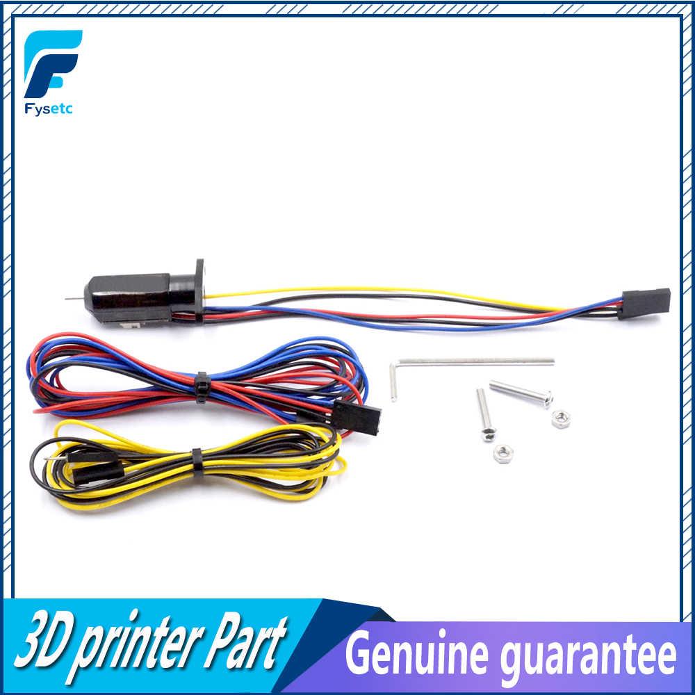 1 Set 3D Touch Auto Bed Leveling Sensor 3D Printer Z-probe Touch Sensor  Auto Leveling Sensor for Anet A8 mk8 i3 3D Printer