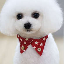 Pet Dog Bow Tie S/M-Size Adjustable 5-Style Handsome Puppy Necktie for Pet Festival Decor Cat Dog Grooming Supplies Accessories все цены