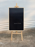 Free Shipping Double Sides Magic Chalkboard Tin Plate Board For Office Supplier 60 90cm Factory Direct