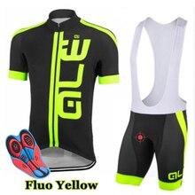 2016 ALE Man jerseys de ciclo, road bike wear, ropa de la bicicleta, ropa de mujer Al Por Mayor al por summer