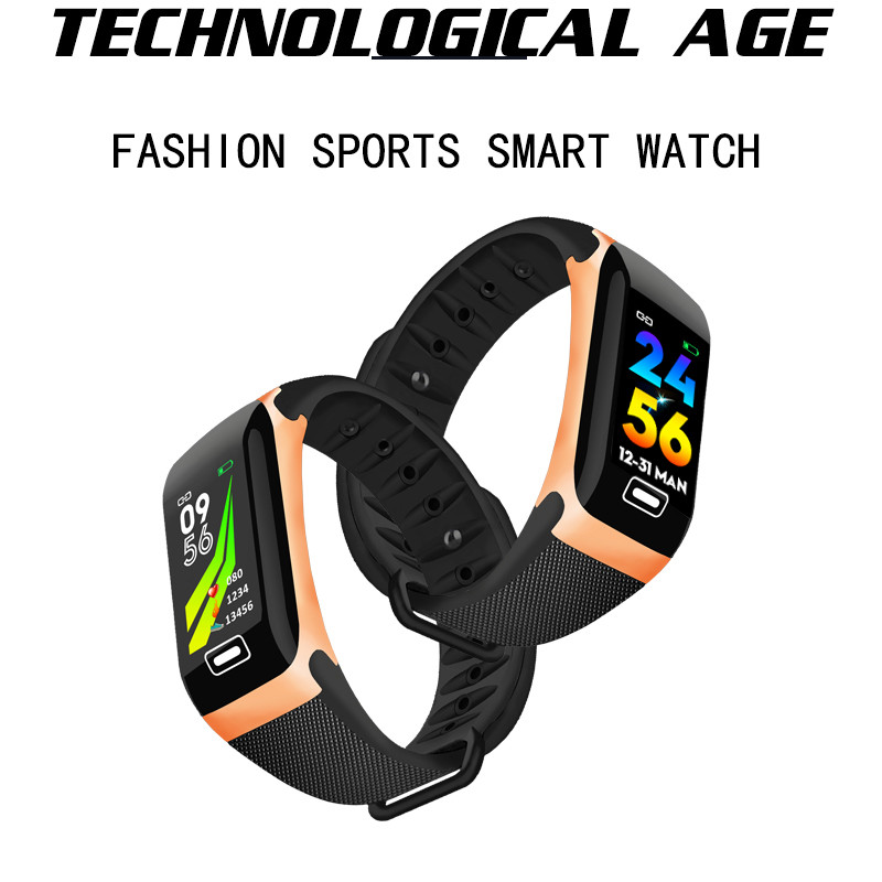 Image 4 - LIGE Smart Bracelet Health Monitor Heart Rate / Blood Pressure / Waterproof Pedometer Men's and Women's Watches Sports Bracelet-in Smart Wristbands from Consumer Electronics