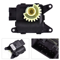 motor drive Heater Recirculation Low Noise Actuator Parts Drive Positioning Upper Right Car Accessories Motor Control Unit Flap Outdoor (4)