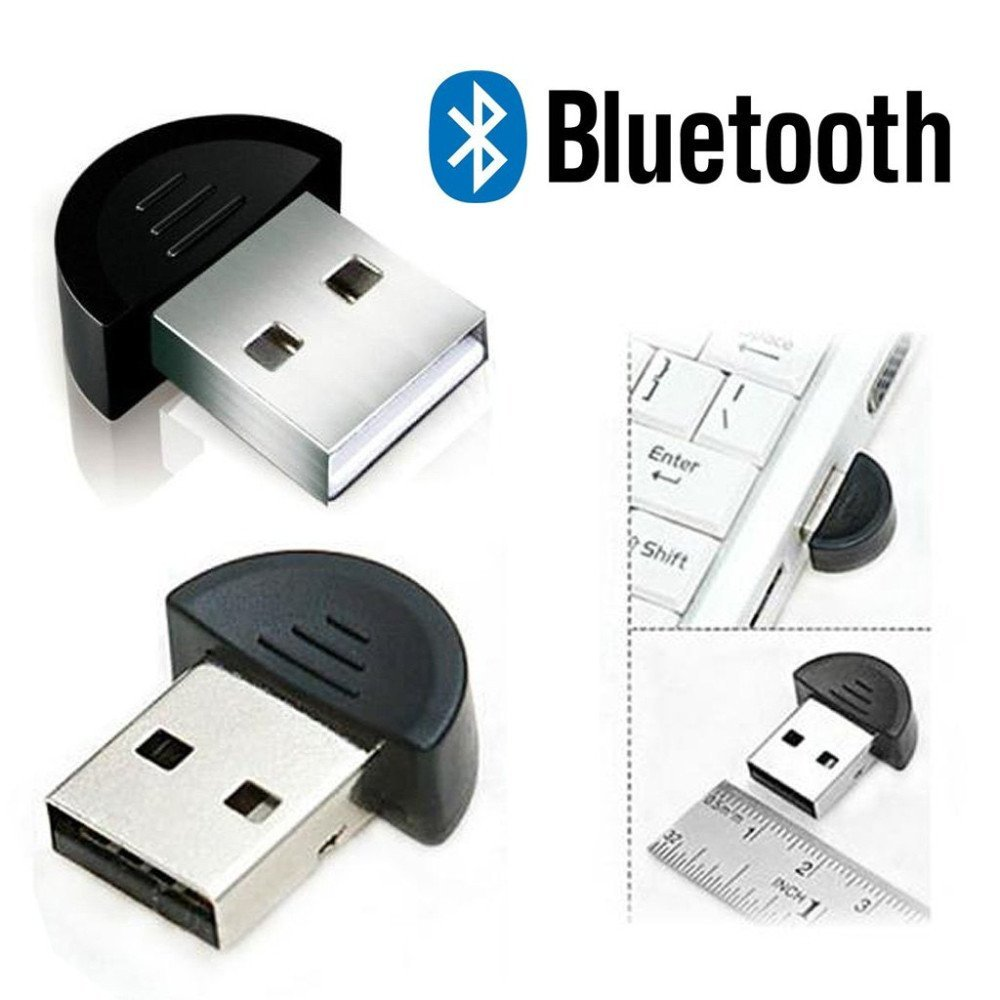 DR Music Receiver Usb 2.0 Dongle Adapter For Pc Computer Laptop Hot Mini Wireless Receiver Usb Bluetooth V2.0 E  R25
