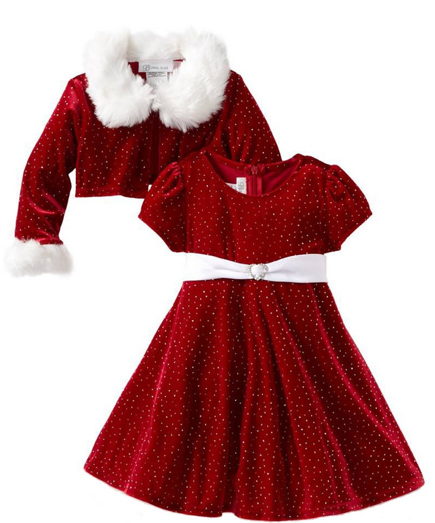 Christmas dress girls - Girl Dress Christmas Dress New Winter Suit Girls Set Christmas Money Kids Clothes Coat For Girl