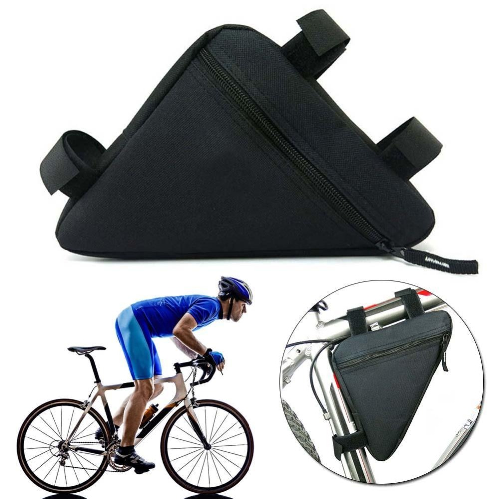 HEIßER Radfahren Fronttasche Wasserdichte Außen Dreieck Fahrrad ...