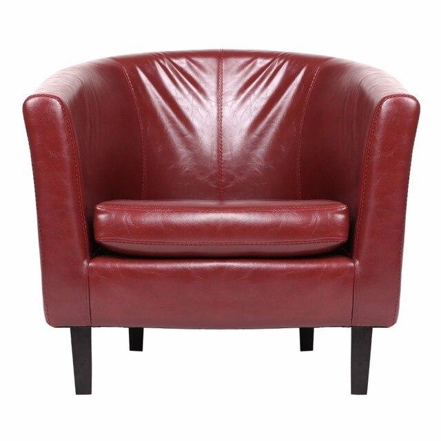 Homdox Moderne Synthétique En Cuir Chaise Fauteuil pour Salle À ...