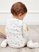 Balabala Baby Boys Girls 2-Piece Pjs Set Infant Newborn Babys Soft Cotton Pajama Set Baby Printed Pj Set Spring Clothes Clothing