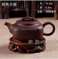High Quality Yixing Teapot Zisha Teapot Ben Teapot 155cc Freeing Shopping