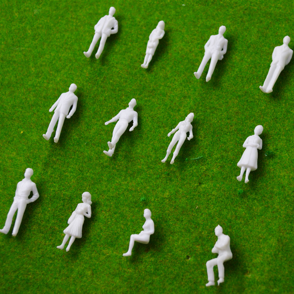 150-scale-model-miniature-white-figures-Architectural-model-human-scale-HO-model-ABS-plastic-peoples-3