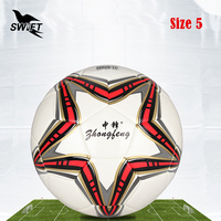 Original Brand Professional Size 5 Euro Football Ball 2016 PU Leather Official Soccer Ball Cheap Foot Ball Training Soccer Goal