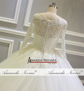 Image 5 - robe de mariee 2019 Puffy Ball Gown Princess Wedding Dress New Model