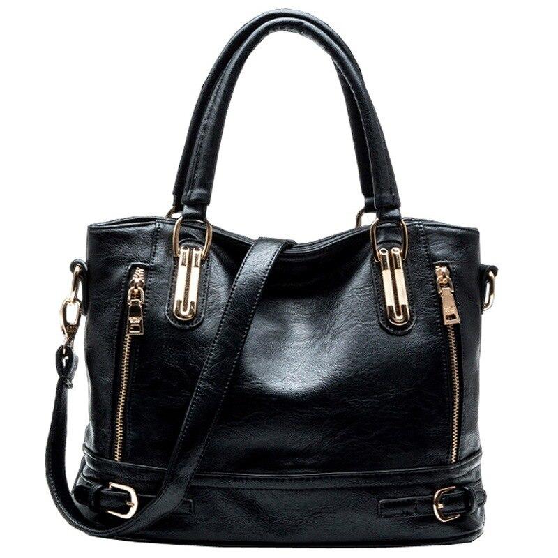 Luxus Marke Handtaschen Frauen Taschen 2017 Designer frauen Aus Echtem Leder Handtaschen dame Messenger Schulter Kette Taschen Für Frauen X18