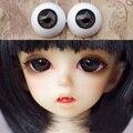 1 Pair 1/3 1/4 1/6 1/8 Dolls Acrylic Eyeball Black Eyes for BJD Doll Eyes 8mm 10mm 12mm 14mm 16mm 18mm 20mm 22mm Accessories Toy