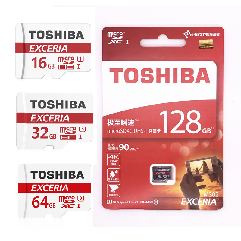 Was Ist Eine Tf Karte.Us 20 38 Toshiba Speicher Karte Micro Sd Karten Tf Karte 32 Gb 16 Gb 64 Gb Klasse 10 Uhs 1 Mini Sd Karte Für Handys Tablet Navigator Auto Dvr In