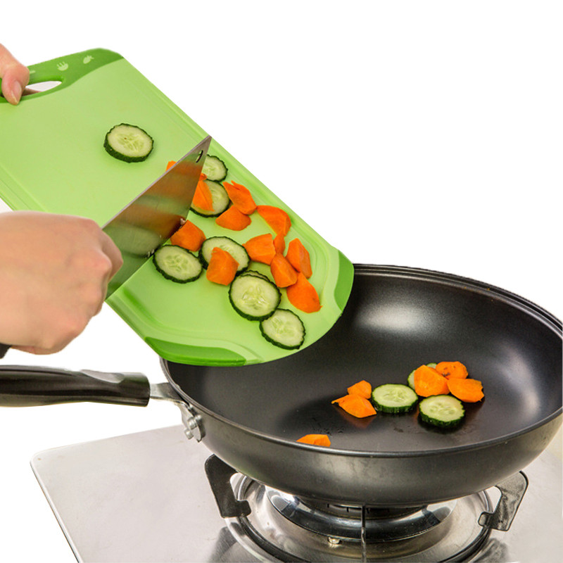 Cutting Board With The Drain Tank Chopping Board Antibacterial Anti Skid Chopping Board Kitchen goods Tagliere