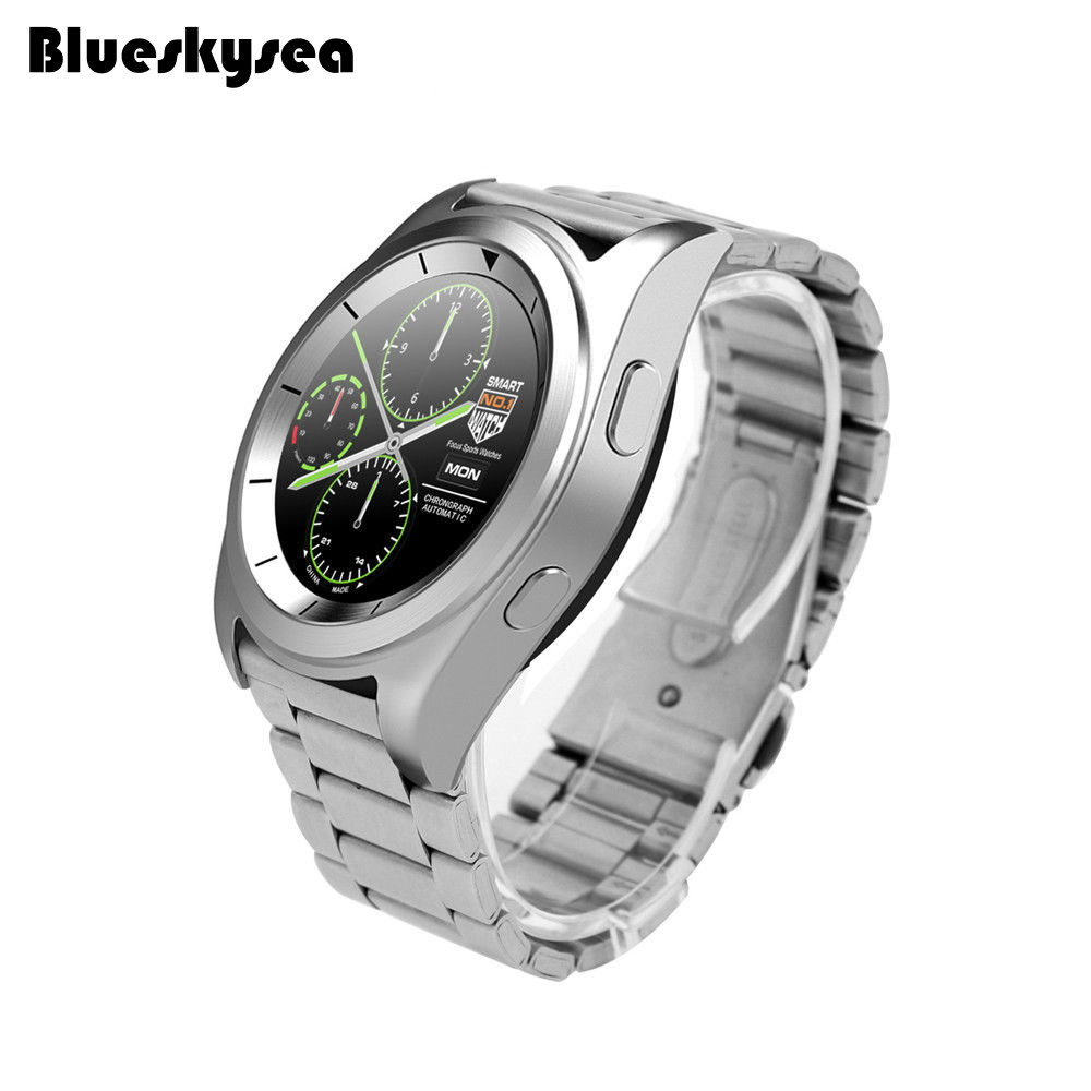Blueskysea G6 Bluetooth 4.0 MTK2502 1.2 LCD Smart Watch Heart Rate Monitor for IOS and Android Smartphone with 380mAh Battery slimy bluetooth smart watch android mtk6580 quad core 1 39inch 1g 16g i4 heart rate wristwatch for android ios smartphone