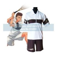 Prins Van Tennis St. Rudolph Middle School Summer Uniform Cosplay Kostuum
