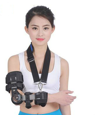 Здесь можно купить  Adjustable elbow support arm recovery machine broken arm with a fixed gear splint stretch training Adjustable elbow support arm recovery machine broken arm with a fixed gear splint stretch training Красота и здоровье