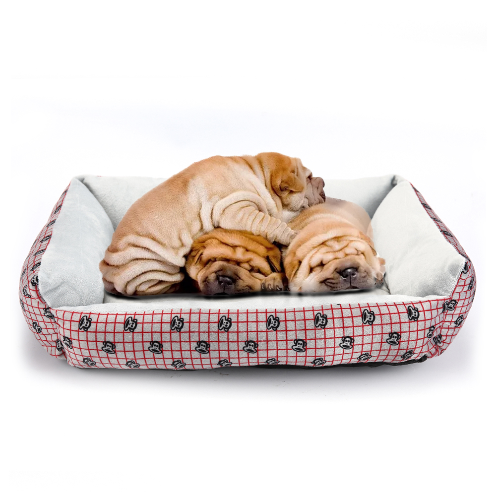 Pet Dog Bed Sofa Dog Waterproof Bed For Small Medium Large Dog Mats Bench Lounger Cat Chihuahua Puppy Bed Mat Pet House Supplies (2)