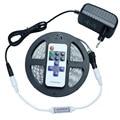 DC12V 5630 5730 5M 300led Flexible LED Strip Light Non-waterproof + 12V 2A Power Adapter + 11Key RF Controller