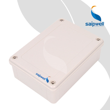 180*130*60mm  IP67 ABS Junction Box / Plastic Screw Type  Waterproof  Enclosure   (SP-02-181360)