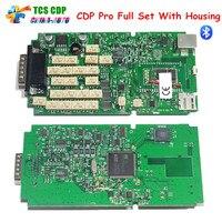 3pcs Lot New Arrival Single Board PCB TCS CDP PRO 2014 R2 Keygen Blutooth Tcs Cdp