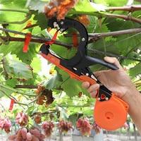 FIRMOR Garden Plant Tapener Hand Type Tool Branch Tying Machine Tapetool Strapping Vegetable Grape Stem Gun Bind Machine