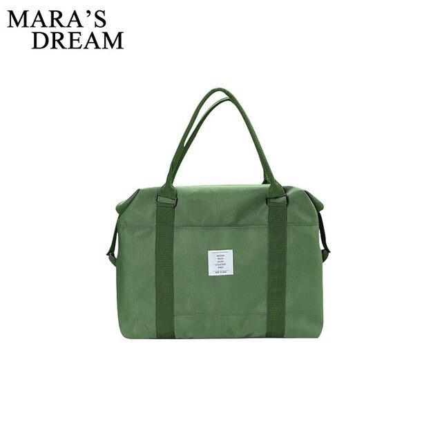 c6e1c165183c Mara s Dream Women Travel Bags 2018 Fashion Large Capacity Waterproof Print  Luggage Duffle Bag Casual Travel Bags