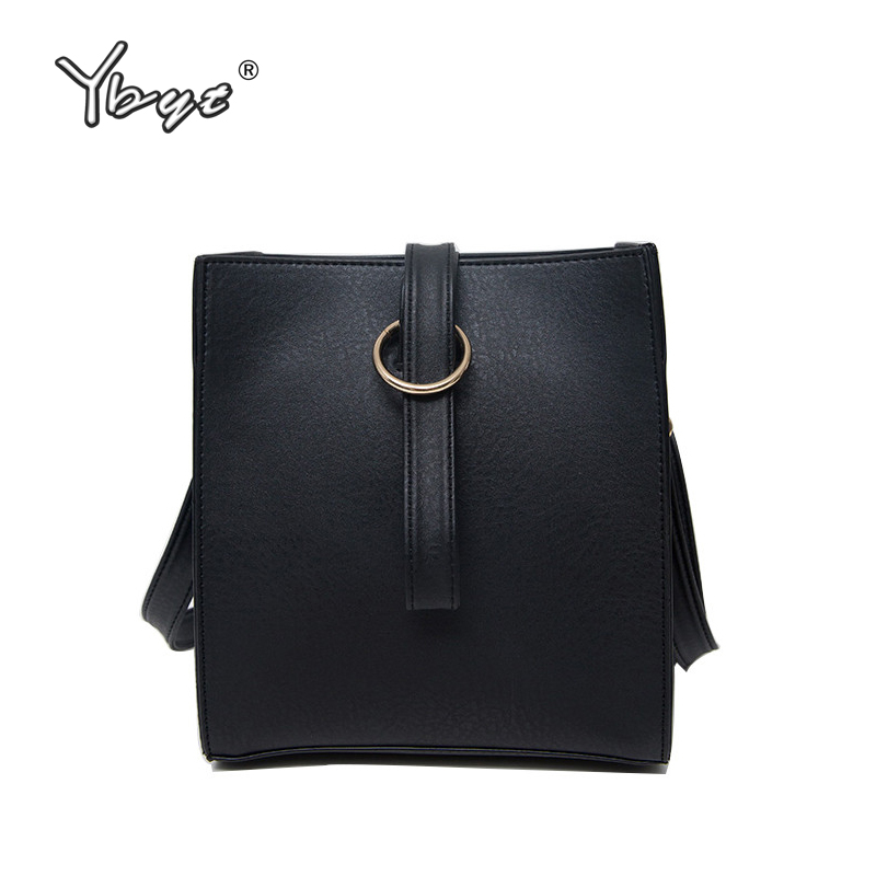 YBYT brand 2018 new women PU leather vintage casual flap small bag ladies simple satchel fresh shoulder messenger crossbody bags ybyt brand 2018 new fashion casual handbags women flap luxury pu leather clutches ladies small shoulder messenger crossbody bags