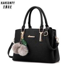 купить 100% Genuine leather Women handbags 2019 New fashionista embossed shoulder bags of western style air bag Messenger Handbag дешево