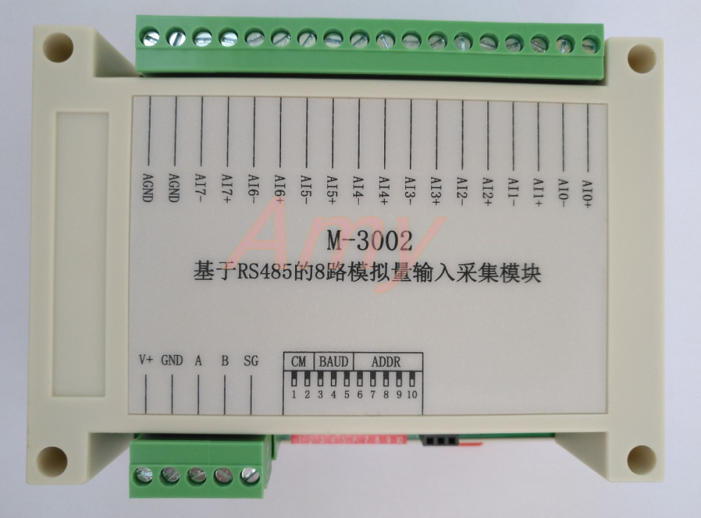 High Precision Voltage And Current Input 485 Signal Collector Industrial Grade Product Excellent Performance.