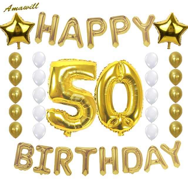 amawill 50th birthday party