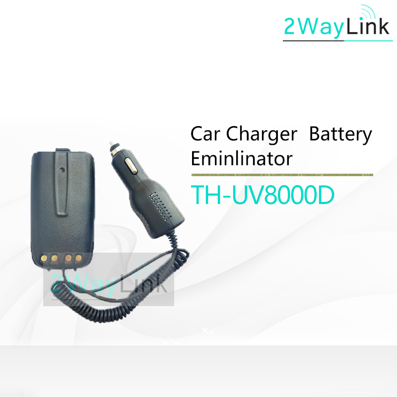 Car Charger Battery Eliminator For Tyt Th-uv8000d Dual Band Radio Telecom Parts Communication Equipments