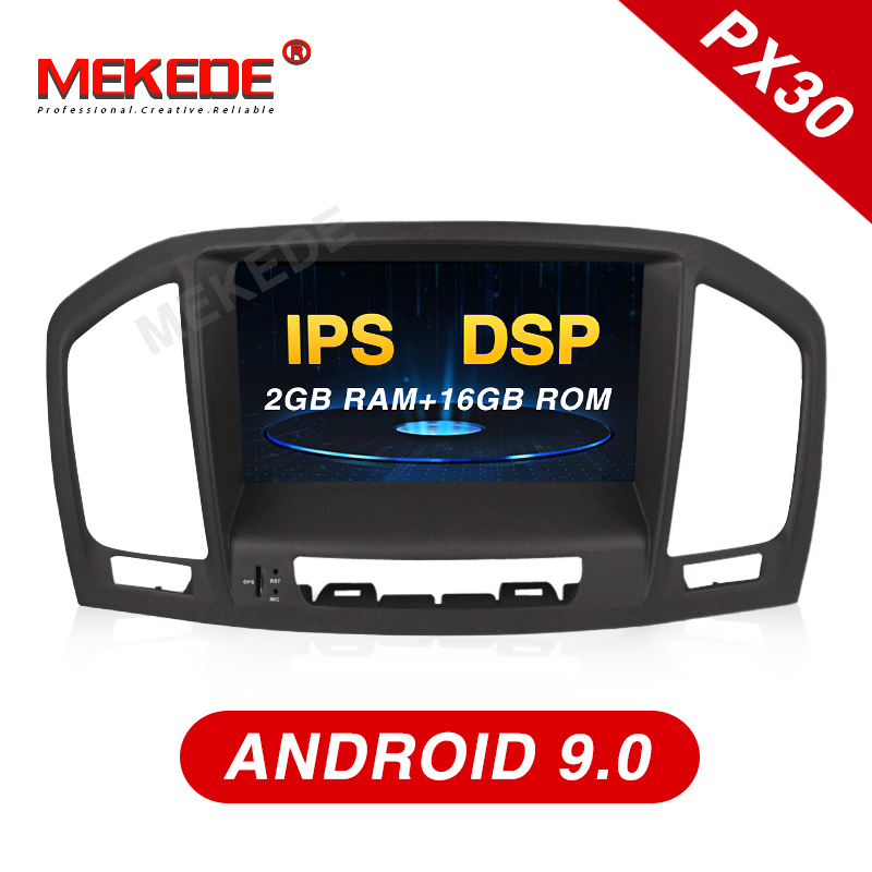 PX30 series android 9 0 car DVD player for Opel Vauxhall Insignia CD300 CD400 2009 2010