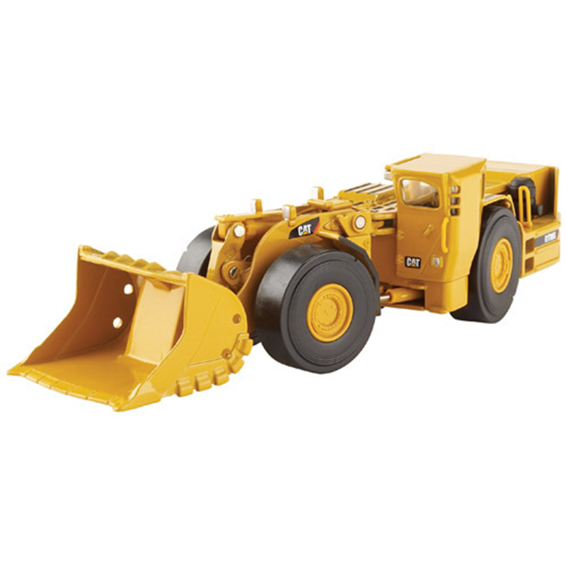 ФОТО Cat 1/50 Scale R1700G LHD Underground Mining Loader 55140 Models Car Models Yellow Collections Toys Gifts  Construction Vehicles