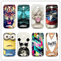16 Patterns Hot Selling Fashion Case For Fly IQ 4404 Case Cover For Fly IQ4404 Cover+Stylus Gift