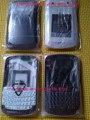 5 Шт./лот Для BlackBerry Bold 9900 Полный Крышку Корпуса Случай Полный Набор С Клавиатуры Запасные Части С Отслеживать НЕТ