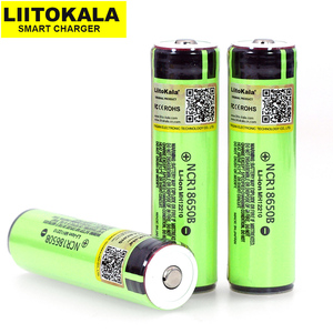 Image 3 - Liitokala 18650 3.7V 3400mah NCR18650B for  rechargeable Lthium Battery protection board Suitable flashlight battery