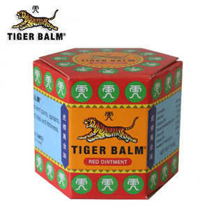 Image 2 - 100% Original 19,4g Red Tiger Balm Salbe Thailand Painkiller Salbe Muscle Pain Relief Salbe Beruhigen juckreiz