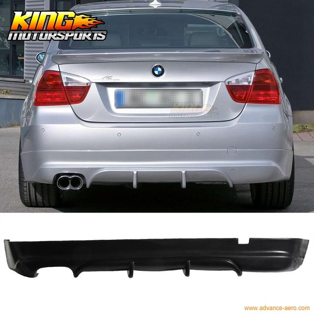 Bmw Xi 2006: FOR 05 12 06 08 BMW E90 3 Series 4Dr Sedan Rear Bumper Lip