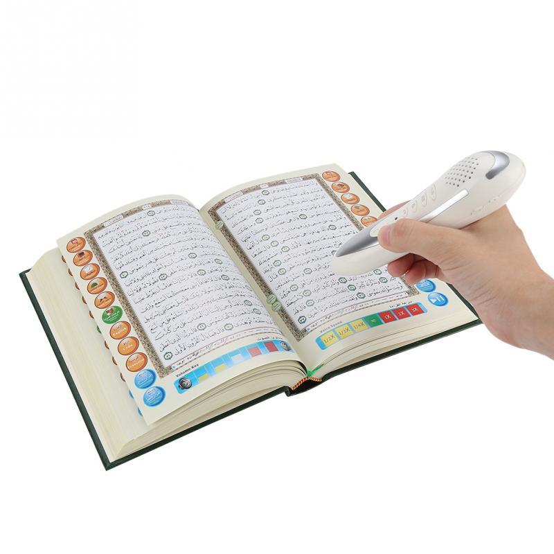 Consumer Electronics 8g Muslim Quran Pen Reader Islamic Quran Book Holy Quran Reading Pen French English Urdu Spanish Russian Uzbek