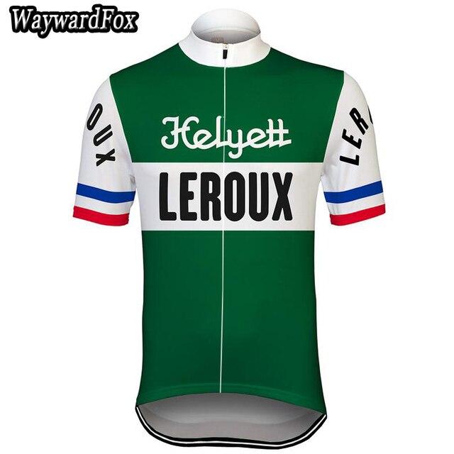 58dfa39012e Nueva camisa verde ciclismo Jersey manga corta pro equipo de carreras Road  Bike wear ciclismo ropa