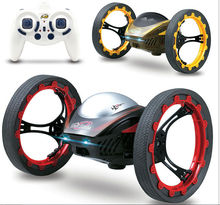 HappyCow 777 359 4CH 2 4GHz Jumping Sumo RC Jump Jumping Car Bounce Car Robot RTR