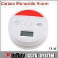 Sensor De Monóxido de Carbono Detector de Humo Alarma de humo VKL601 Permanente con 3 dígitos pantalla LCD