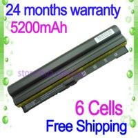 Black 6 Cells Laptop Battery FOR LENOVO 57Y4558 ASM 42T4788 FOR LENOVO ThinkPad Edge 11 X100e