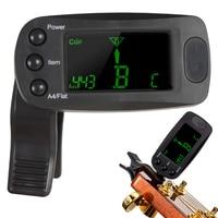 Meideal T83GW Thực Tế Guitar Tuner Mini LCD Clip-on Kỹ Thuật Số Tự Động Tuner cho Bass Violin Viola Cello Ukulele Guitar phụ kiện