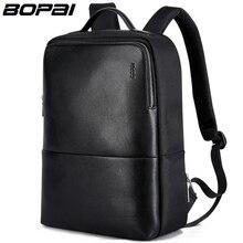 Bopai 2016 neue ankunft mens laptop rucksack stilvolle kühlen rucksack koreanische mode reise rucksack langlebige wasserdicht taschen