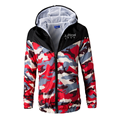 Hot Selling 2017 New Arrival Men Fashion Camouflage Jacket Summer Tide Male Hooded Thin Sunscreen Coat Wholesale Plus Size 4XL