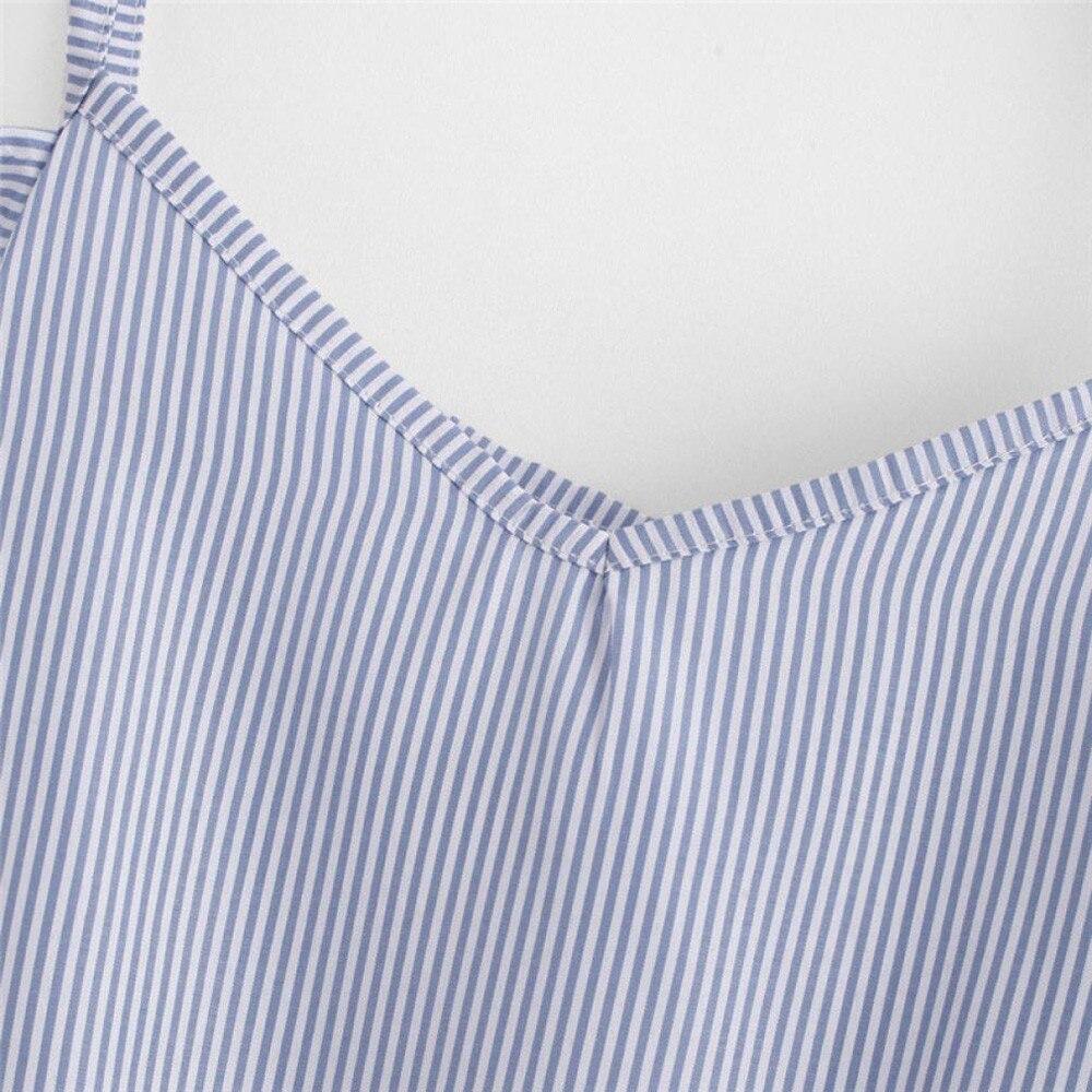 HTB1ELtSSpXXXXcHaXXXq6xXFXXXr - FREE SHIPPING Women Summer Pinstripe Shirt JKP405