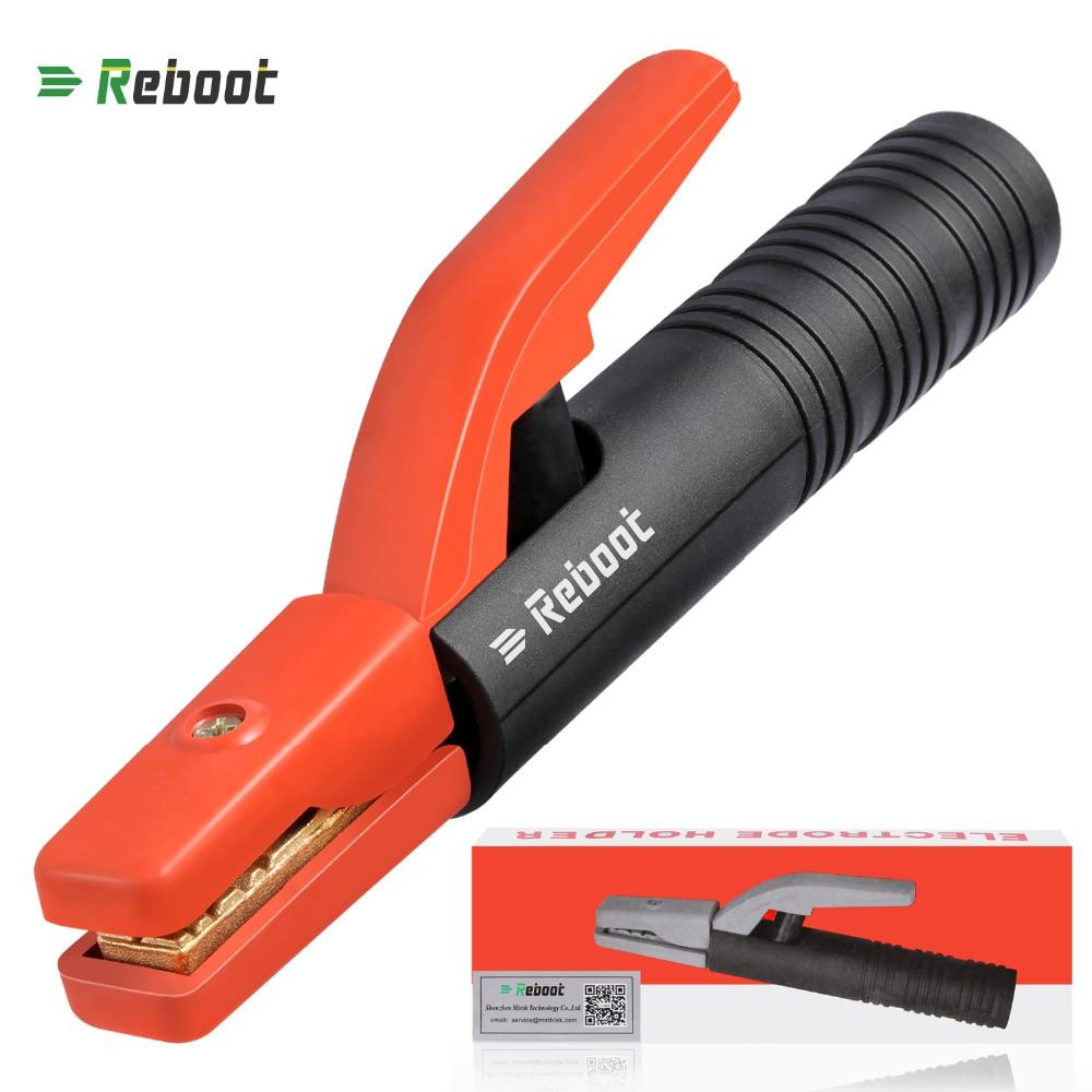 Reboot 300A Electrode Holder Heavy Welder 3.2mm Electrode Clamp Welding Accessories Electrode Clamp For For Welding Machine